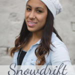 Snowdrift Slouch ~ Rebecca Langford - Little Monkeys Crochet