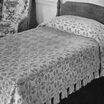 Vespers Bedspread ~ Free Vintage Crochet