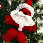 Jolly St. Nick by Free Vintage Crochet
