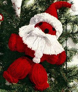 Jolly St. Nick by Free Vintage Crochet