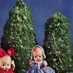 Christmas Tree ~ Free Vintage Crochet