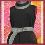 Grammy, Teach Me to Crochet Belt ~ Designs from Grammy's Heart, with Love
