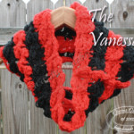 The Vanessa Cowl Scarf ~ Divine Debris
