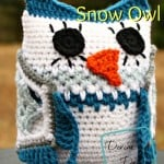Willow Snow Owl ~ Divine Debris