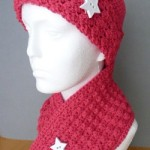 Cowl & Beanie ~ Patterns For Crochet