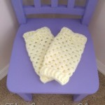 Granny Stitch Baby Legwarmers ~ Dorianna Rivelli – The Lavender Chair