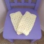 Granny Stitch Baby Legwarmers ~ Dorianna Rivelli – The Lavender Chair
