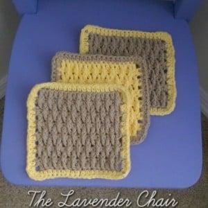 Textured Dishcloth ~ Dorianna Rivelli - The Lavender Chair
