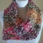 Squishy Dreams Cowl by Crochet Addict