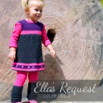 Ella's Request - Toddler Dress by Stitch11