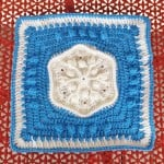 "Popcorn & Winter Nights 12"" Square by Aurora Suominen of DragonFlyMomof2 Designs"