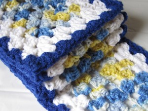 Scrappy Granny by Crochet is the Way