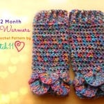 6-12 Month Leg Warmers by Stitch11