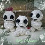SnowBabies by Tera Kulling of Trifles N Treasures