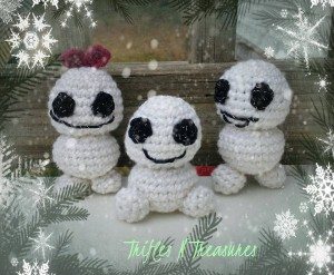SnowBabies by Tera Kulling of Trifles N Treasures
