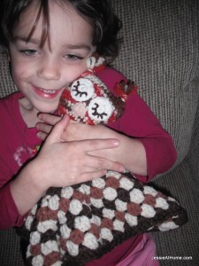 Owlet Lovey by Jessie At Home