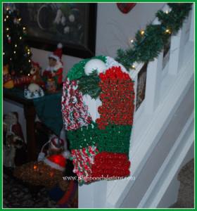 Random Christmas Cowl by Sara Sach of Posh Pooch Designs