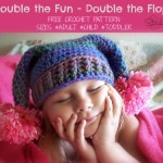 Double the Fun – Double the Flop Hat by Stitch11
