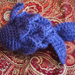Jesse Tree Crochet Advent Calendar: 16 Jonah by Crochet Kitten