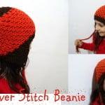Glover Stitch Beanie by Meladora's Creations