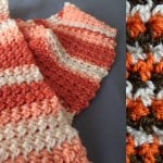 Glover Stitch Scarf by Meladora's Creations