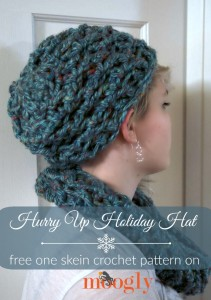Hurry Up Holiday Hat by Moogly