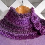Florealis Neckwarmer by Mr. Micawber's Recipe for Happiness