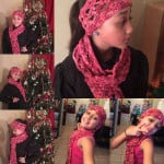 The Loop Through Scarf & Ear Warmer by Hooking is a Lifestyle
