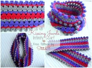 Kissing Jewels by Stitch11