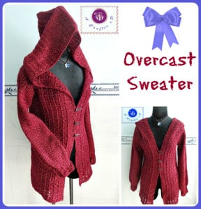 Overcast Sweater by Maz Kwok's Design