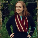 Willow Scarf by Divine Debris