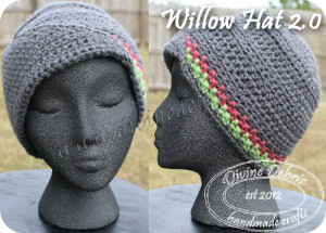 Willow Hat by Divine Debris