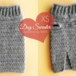 XS Dog Sweater by Stitch11