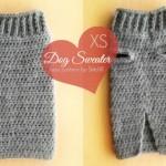 XS Dog Sweater by Stitch11