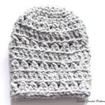 Chunky Slouchy Hat by Beauty Crochet Pattern