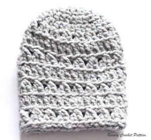 Chunky Slouchy Hat by Beauty Crochet Pattern