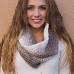 Macchiato Cowl by Rebecca Langford of Little Monkeys Crochet