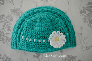 Daisy Flower by Free Crochet Patterns and Designs by LisaAuch