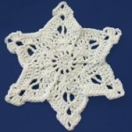 Spoked Snowflake by Candace of Crochet Spot
