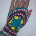 Fingerless Gloves by aamragul - Crochet/Crosia Home
