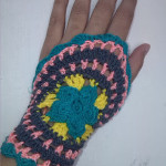 Fingerless Gloves by aamragul – Crochet/Crosia Home