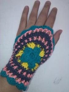 Fingerless Gloves by aamragul - Crochet/Crosia Home