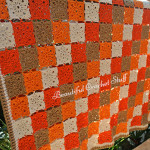 Crochet Blanket by Jane Green of Beautiful Crochet Stuff