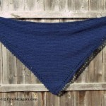 A Simple Crochet Shawl by Crochet Again