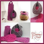 Pamper Me at Home Spa Set by Designs from Grammy's Heart, with Love