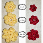 Flower Embellishments by Oombawka Design