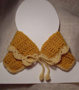 Sunglow Warming Collar by Craftybegonia