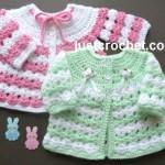 Newborn Coat by JustCrochet