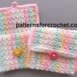 Small Purse by Patterns For Crochet