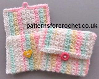 Small Purse Free Crochet Pattern
